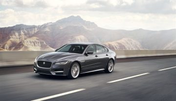 Test Drive: 2016 Jaguar XF