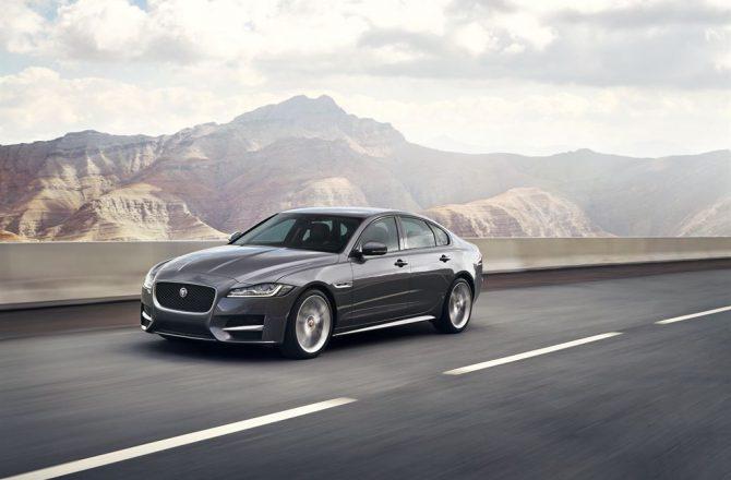 Test Drive: 2016 Jaguar XF