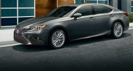 Stick Shift: 2016 Lexus ES