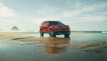 Test Drive: 2016 Ford Explorer Platinum
