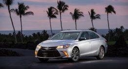 Stick Shift: 2016 Toyota Camry