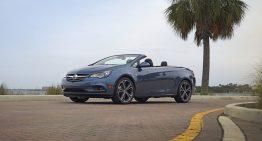 Test Drive: 2016 Buick Cascada