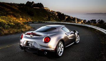 Test Drive: Alfa Romeo 4C