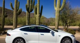 Stick Shift: 2017 Tesla Model S P90D