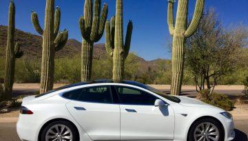 Stick Shift: 2017 Tesla Model S P90D