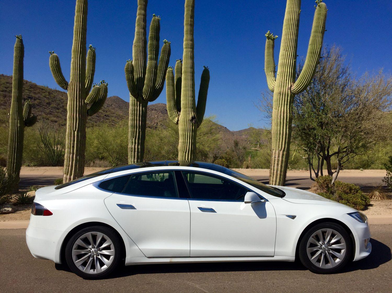 Tesla Charging Stations Arizona