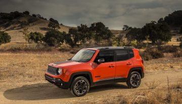 Test Drive: 2016 Jeep Renegade Sport