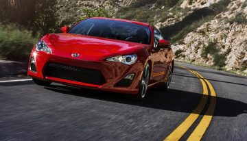 Stick Shift: 2016 Scion FR-S