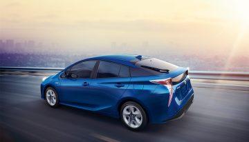 Stick Shift: 2016 Toyota Prius