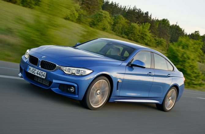 Test Drive: BMW 4-Series