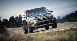 Stick Shift: 2016 Ford Explorer Platinum