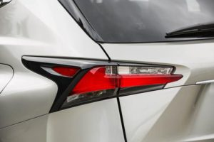 Lexus NX detail