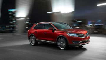 Test Drive: 2016 Lincoln MKX
