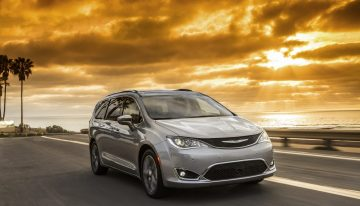 Test Drive: 2017 Chrysler Pacifica