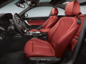 BMW 2-Series interior