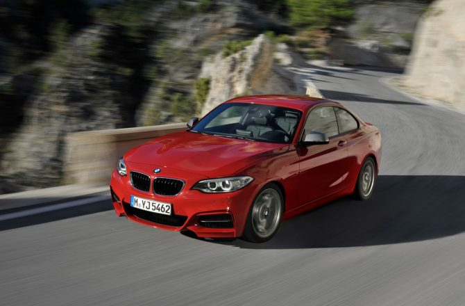Test Drive: BMW 2-Series