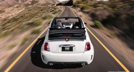 Stick Shift: 2016 Fiat Abarth Cabrio