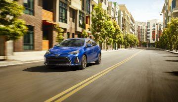 Stick Shift: 2016 Toyota Corolla