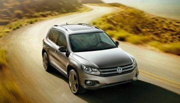 Stick Shift: 2016 Volkswagen Tiguan