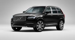 Stick Shift: 2017 Volvo XC90 T6