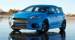 Stick Shift: 2017 Ford Focus RS