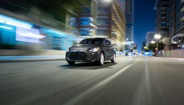 Stick Shift: 2017 Toyota Yaris iA