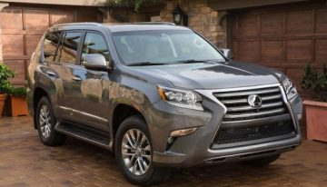Stick Shift: 2017 Lexus GX 460