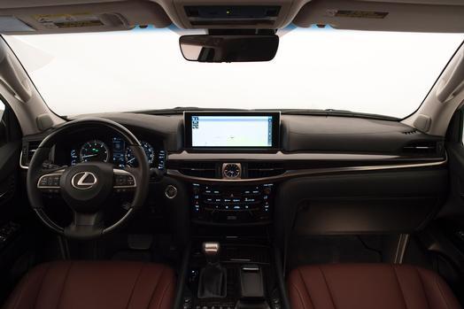 Image via Lexus.