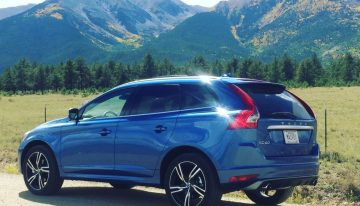 Stick Shift: Volvo, Vail and the V90 Cross Country
