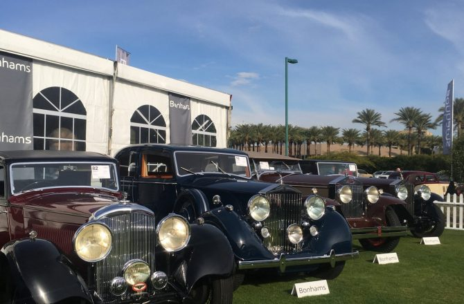 Bonhams Offers an Intimate Auction Experience in Scottsdale
