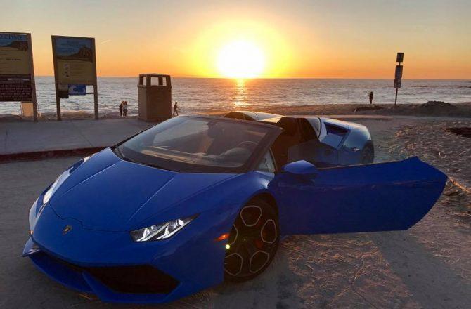 Stick Shift: Lamborghini Huracán Spyder