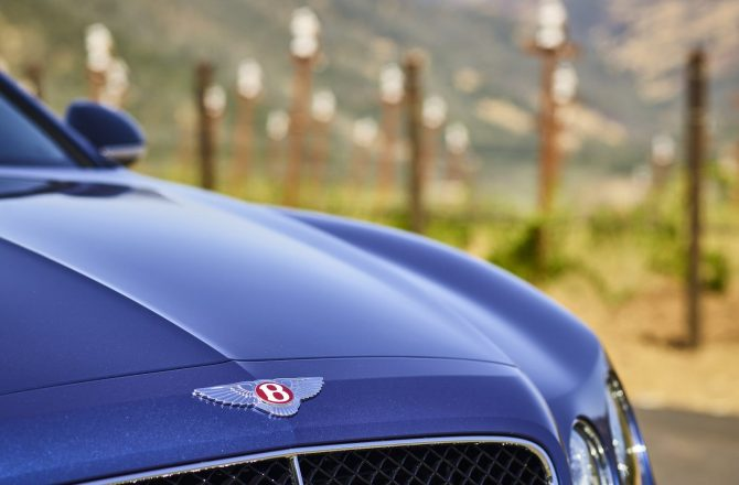 Test Drive: Bentley Mulsanne and Flying Spur V8 S