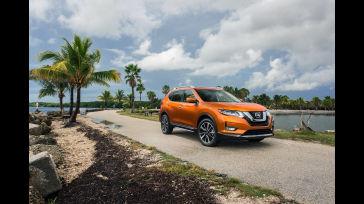 Stick Shift: 2017 Nissan Rogue SL
