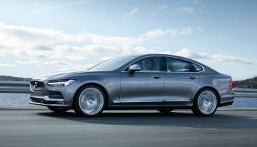 Test Drive: 2017 Volvo S90