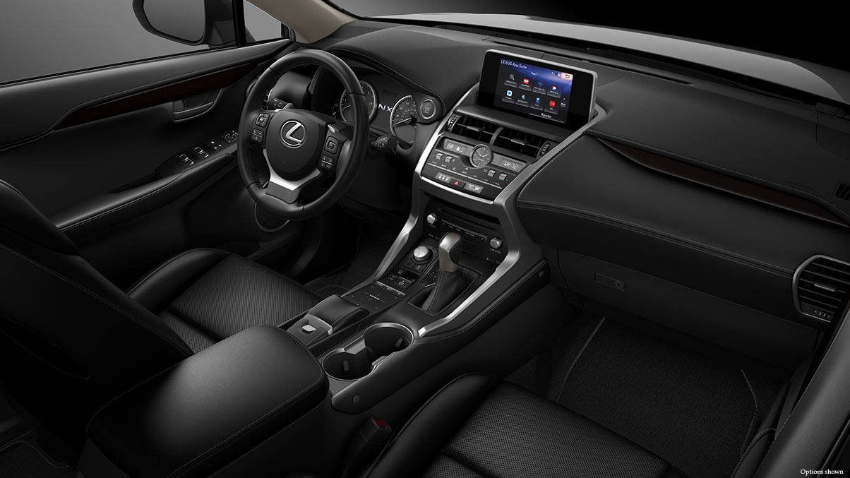 5 things to love about the lexus nx 200t f sport. Black Bedroom Furniture Sets. Home Design Ideas