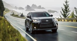 Stick Shift: 2017 Toyota Highlander
