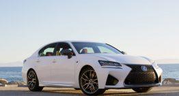 Test Drive: 2017 Lexus GS F