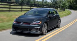 Stick Shift: VW GOLF GTI