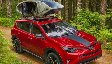 Stick Shift: 2018 Toyota RAV4 Adventure
