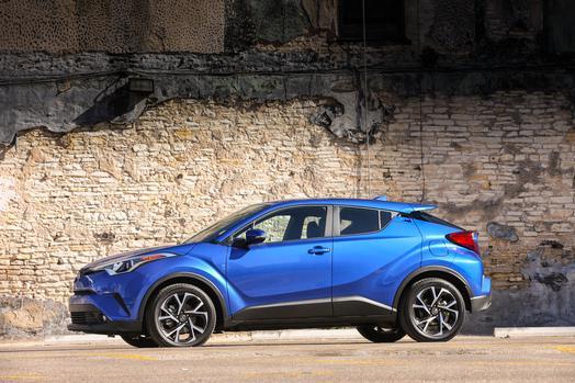 Stick Shift:  2018 Toyota C-HR