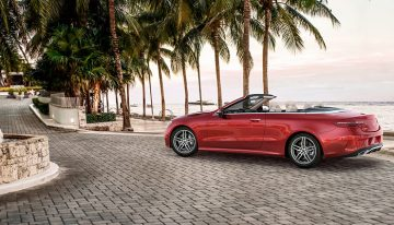 Stick Shift: 2018 Mercedes-Benz E400 Cabriolet