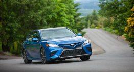 Stick Shift: 2018 Toyota Camry XSE