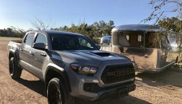 Stick Shift: 2018 Toyota Tacoma TRD Pro