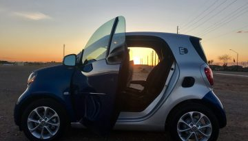 Stick Shift: 2018 Smart Fortwo Electric Drive Coupe