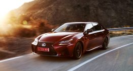 Stick Shift: 2018 Lexus GSF
