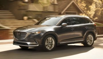 2018 Mazda CX-9 Signature Edition