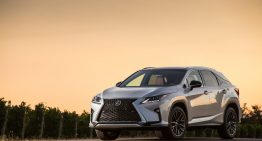 Stick Shift: 2018 Lexus RX 350 F Sport