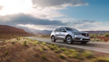 Stick Shift: 2018 Acura MDX Sport Hybrid