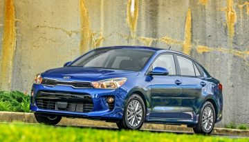 Stick Shift: 2018 Kia Rio EX