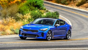 Stick Shift: 2018 Kia Stinger